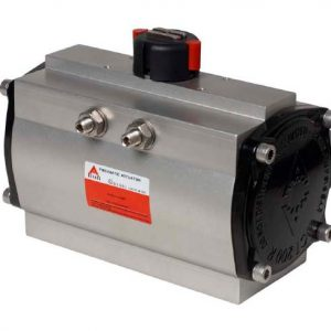 Pneumatic actuator ADA 80.