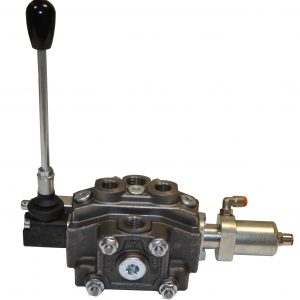 Pilling-up directional control valve