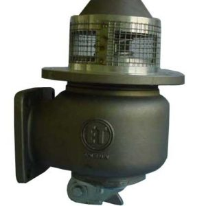 "3"" Mechanical bottom valve"