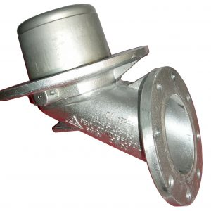 Botton valve DN100
