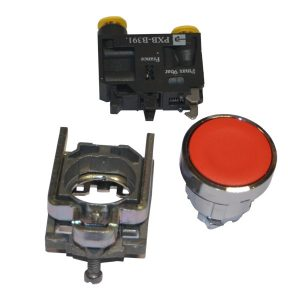 Pneumatic button (complet)