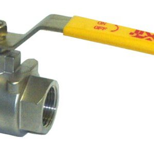 Ball valve 2 pieces