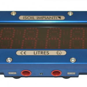 DISPLAY ISOIL LFD-6