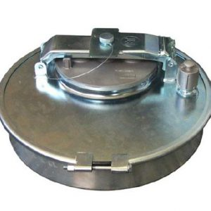 DN 500 clamped manhole