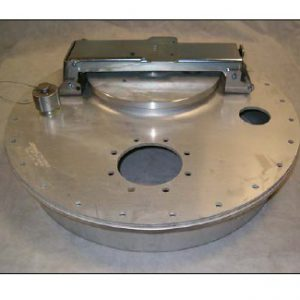 DN 500 bolted manhole cover